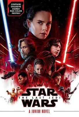 Star Wars: The Last Jedi Junior Novel by Michael Kogge