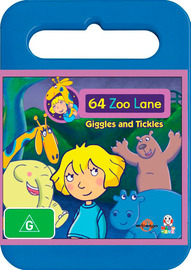 64 Zoo Lane: Giggles and Tickles - Volume 1 on DVD