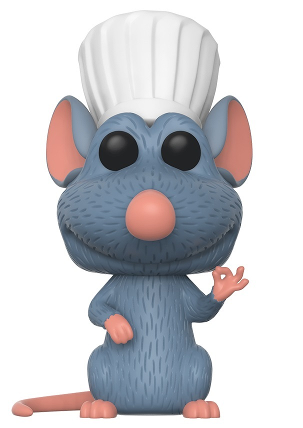 Ratatouille - Remy Pop! Vinyl Figure (with a chance for a Chase version!) image