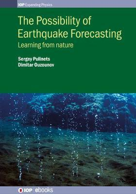 The Possibility of Earthquake Forecasting by Sergey Pulinets