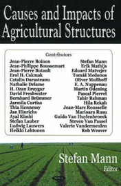 Causes & Impacts of Agricultural Structures image