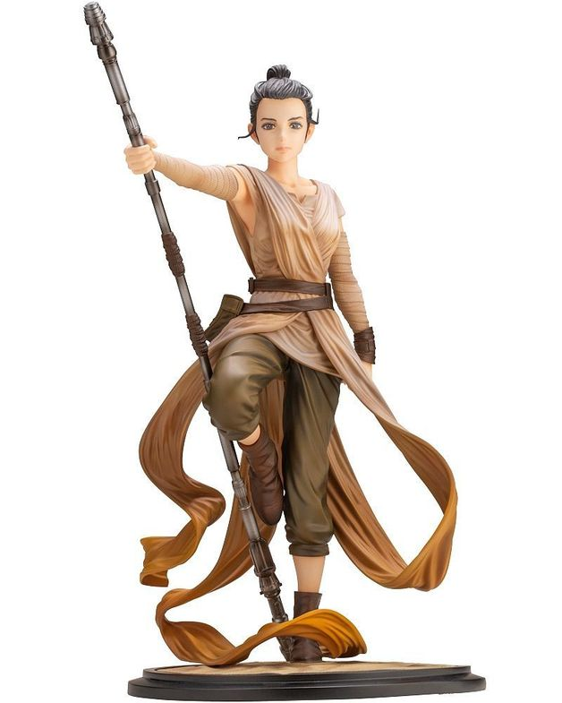 Star Wars: 1/7 Rey (Inheritance of Light) - ARTFX Figure