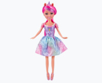 Zuru Sparkle Girlz: Unicorn Princess Doll (Assorted)