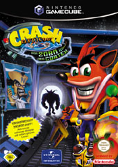 Crash Bandicoot: The Wrath of Cortex for GameCube