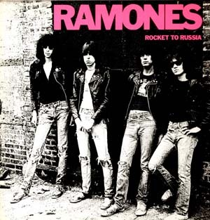 Rocket To Russia [Reissue 180-gram LP] by Ramones image