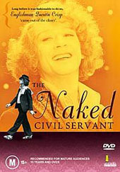 The Naked Civil Servant on DVD