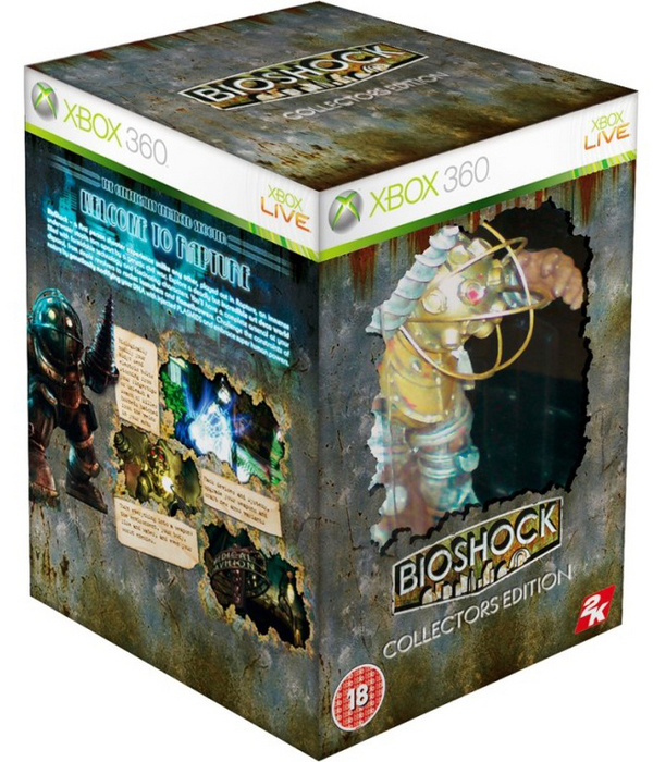 BioShock Special Collector's Edition for Xbox 360