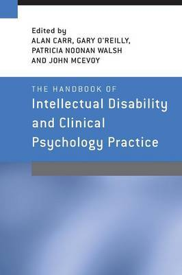 The Handbook of Intellectual Disability and Clinical Psychology Practice image