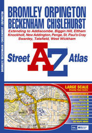 Bromley Street Atlas by Great Britain image