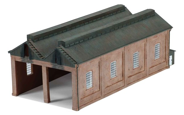 Hornby: Steam Shed (Double)