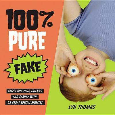 100% Pure Fake by Lyn Thomas image