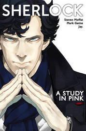 Sherlock by Steven Moffat image