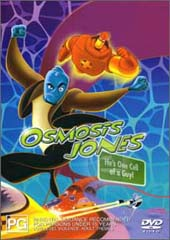 Osmosis Jones on DVD