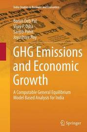 GHG Emissions and Economic Growth by Barun Deb Pal