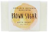 Organik Botanik Splotch Soap - Brown Sugar (250g)