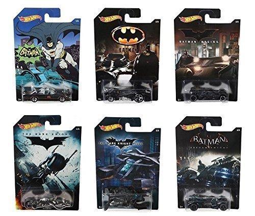 Hot Wheels: Batman Diecast Vehicle (Assorted)