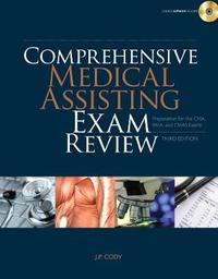 Comprehensive Medical Assisting Exam Review by Cathy Kelley-Arney image