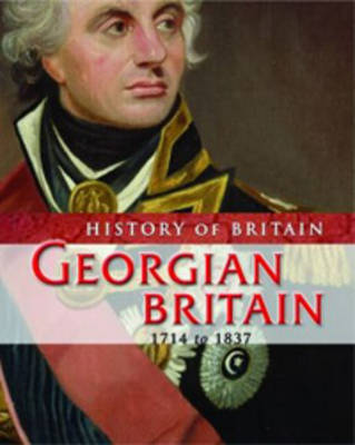 Georgian Britain 1714 to 1837 by Andrew Langley image