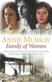 Family of Women by Annie Murray image