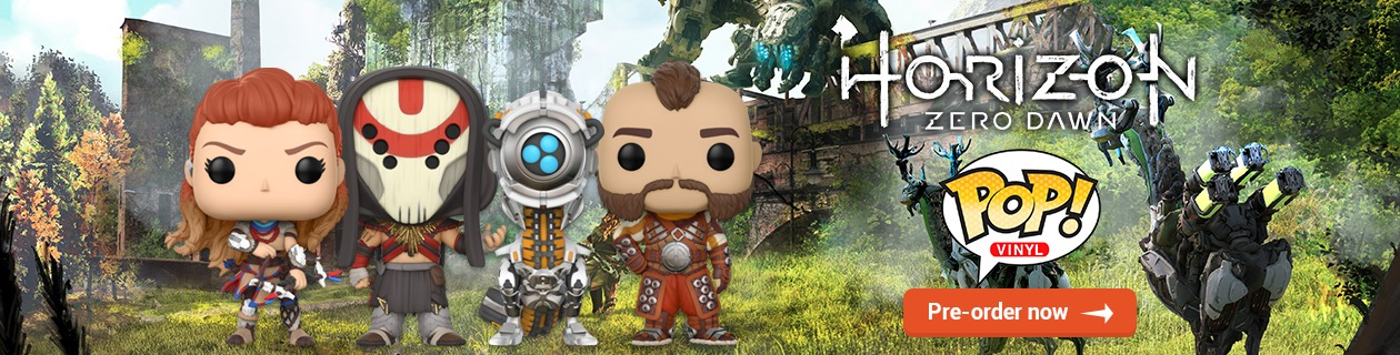 Horizon Zero Dawn Collectibles