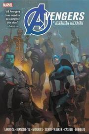 Avengers By Jonathan Hickman Omnibus Vol. 2 by Jonathan Hickman