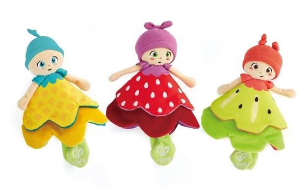 Hape: Flowerini - Plush Doll (Assorted Designs)