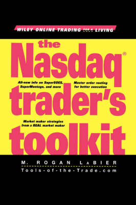 The Nasdaq Trader's Toolkit by M. Rogan LaBier image