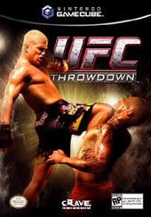 UFC: Throwdown for GameCube