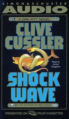 Shock Wave by Clive Cussler image