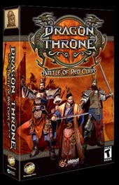 Dragon Throne: Battle For Red Cliffs for PC Games