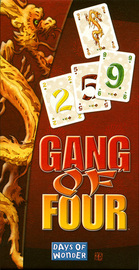 Gang of Four - card game image