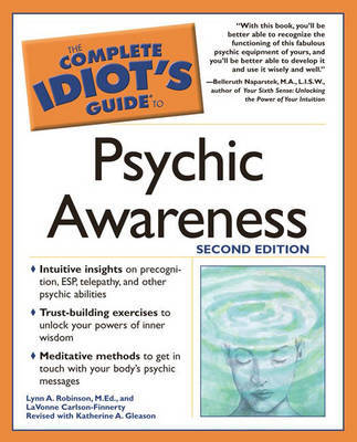 Complete Idiot's Guide to Psychic Awareness by Lynn A Robinson image