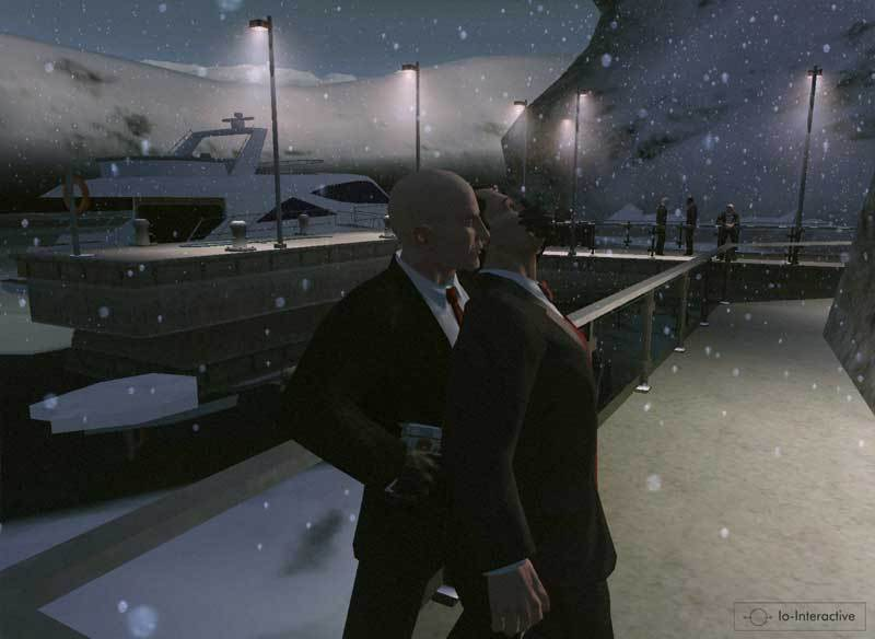Hitman: Blood Money for PlayStation 2 image