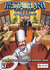 Restaurant Empire for PC Games