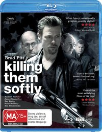 Killing Them Softly on Blu-ray