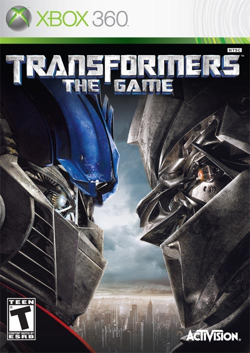 Transformers: The Game for Xbox 360