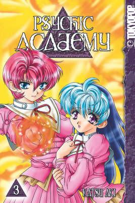 Psychic Academy: v. 3 by Katsu Aki