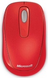 Microsoft Wireless Mobile Mouse 1000 - Flame Red