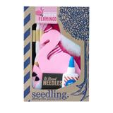 Seedling: My Fuzzy Flamingo