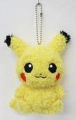 Pokemon: Pikachu - Fluffy Mascot Charm