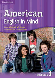 American English in Mind Level 3 Workbook by Herbert Puchta