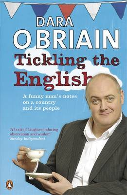 Tickling the English by Dara O Briain image