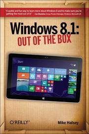 Windows 8.1: out of the Box by Mike Halsey