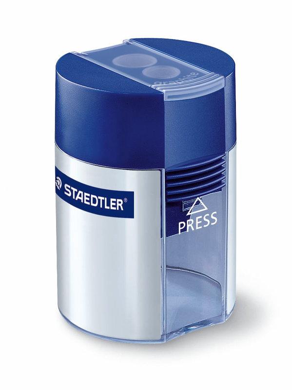 Staedtler 512 2 Hole Tub Pencil Sharpener