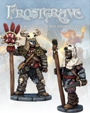 Frostgrave - Witch & Apprentice