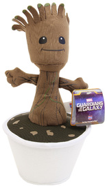 """Guardians of the Galaxy: 10"""" Baby Groot Plush Figure"""