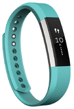Fitbit Alta Fitness Tracker Wristband - Teal (Large)