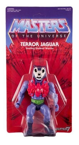 Masters of the Universe - Terror Jaguar Vintage Action Figure image