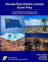 Nevada Real Estate License Exam Prep by Stephen Mettling