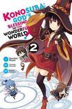 Konosuba: God's Blessing on This Wonderful World!, Vol. 2 (manga) by Natsume Akatsuki